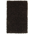 Multi Tone Shag Brown Rug (5' x 8')
