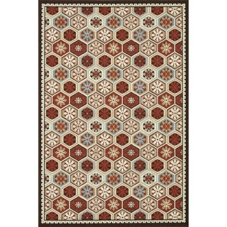 Annabelle Multi Indoor/ Outdoor Rug (5'2 x 7'5)