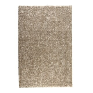 Hand-tufted Elle Bronze Shag Rug (9'3 x 13)