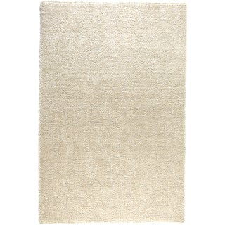 Hand-tufted Elle Ivory Shag Rug (9'3 x 13)