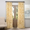 Sahara Desert Printed Cotton Curtain Panel