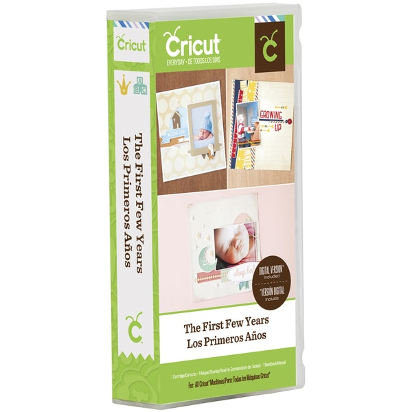 Cricut Shape Cartridge- The First Few Years