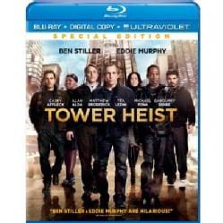 Tower Heist (Blu-ray Disc)