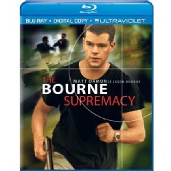 The Bourne Supremacy (Blu-ray Disc)