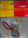 Red Lace, Yellow Lace: Learn to Tie Your Shoe! (Hardcover)