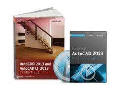 Autodesk AutoCAD 2013 Essential Learning Kit