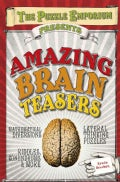 The Puzzle Emporium Presents Amazing Brain Teasers (Hardcover)