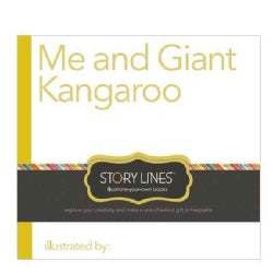 Me and Giant Kangaroo (Hardcover)