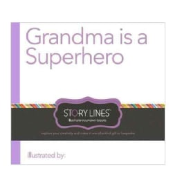 Grandma is a Superhero (Hardcover)