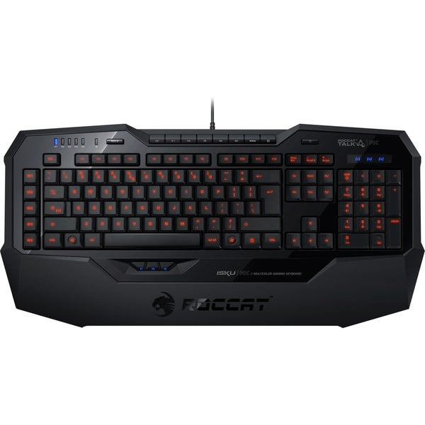 Roccat Isku FX - Multicolor Gaming Keyboard