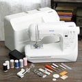 Brother PC210PRW Project Runway Computerized Sewing Machine with Bonus Thread