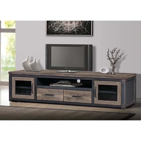 Heritage Rustic Entertainment Center
