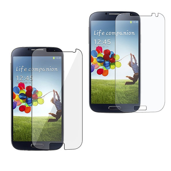 INSTEN Screen Protector for Samsung Galaxy S4/ S IV