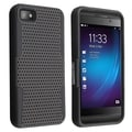 BasAcc Black Hybrid Case for Blackberry Z10