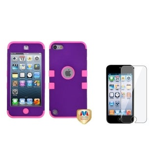 BasAcc Hybrid Case/ LCD Protector for Apple iPod Touch 5th Generation
