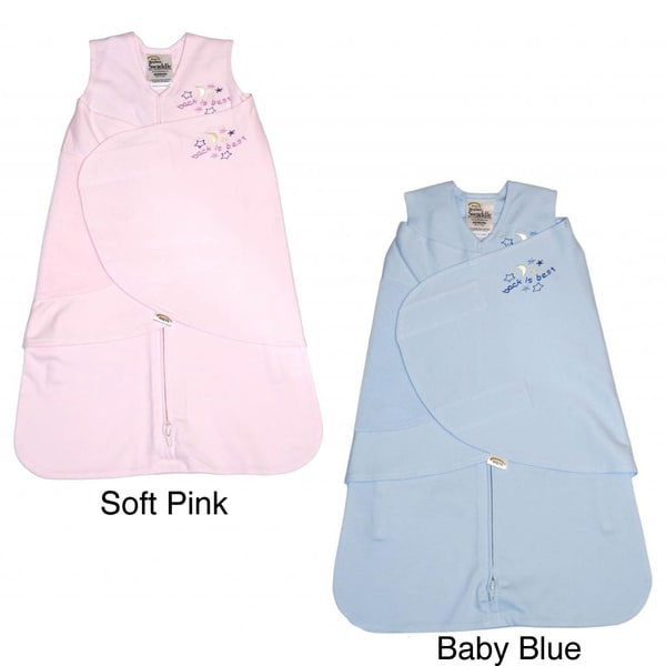 Halo SleepSack Cotton Zipper Newborn Swaddle