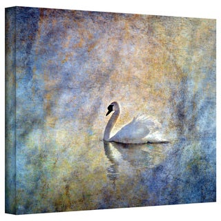 'The Swan' Gallery-Wrapped Canvas Art