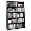 Sonax 'Fillmore' Midnight Black Media Storage Shelf
