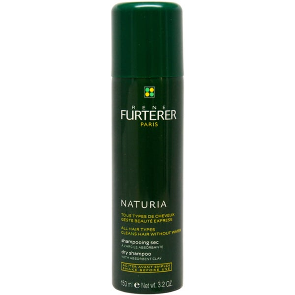Rene Furterer Naturia Dry Shampoo 3.2-ounce Spray