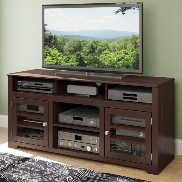 Sonax 'West Lake' 60-inch Dark Espresso Television Bench