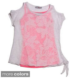 Sweetheart Jane Girls Top and Tank Set