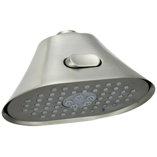 Jado Transitional Ultra Steel Dual Function Showerhead