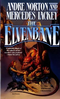 The Elvenbane (Paperback)
