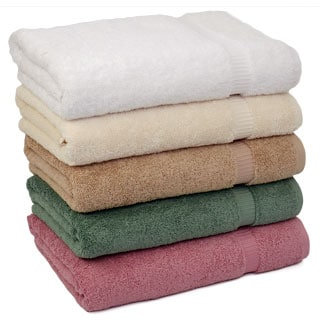 Salbakos 'Cambridge' Luxury 700 GSM Turkish Cotton 4-piece Bath Towel Set