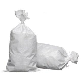 Trademark 17 x 27 Woven Polypropylene Sand Bags wi
