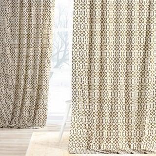 EFF Nairobi Desert Printed Cotton Curtain Panel