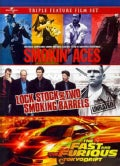 Smokin' Aces/Lock, Stock And Two Smoking Barrels/The Fast And The Furious: Tokyo Drift (DVD)