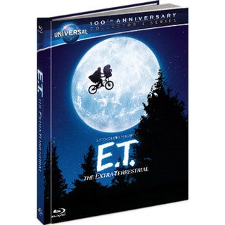 E.T. the Extra-Terrestrial Anniversary Edition DigiBook (Blu-ray/DVD)