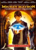 The Adventure Of Mickey Matson And The Copperhead Treasure (DVD)