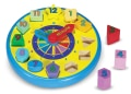 Shape Sorting Clock (Toy)
