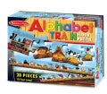 Alphabet Train: 28 Pieces Floor (General merchandise)