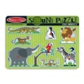 Zoo Animals Sound: 8 Pieces (General merchandise)