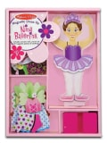 Nina Ballerina Magnetic Dress-up (Toy)