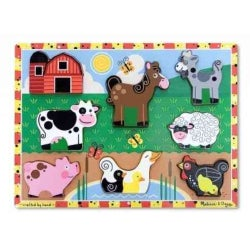 Farm Chunky: 7 Pieces (General merchandise)