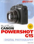 David Buschs Canon Powershot G15 Guide to Digital Photography (Paperback)