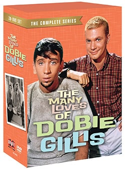 The Many Loves Of Dobie Gillis: The Complete Series (DVD)