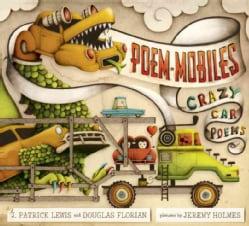 Poem-Mobiles: Crazy Car Poems (Hardcover)