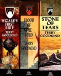 The Sword of Truth: Wizard's First Rule / Stone of Tears / Blood of the Fold (Paperback)