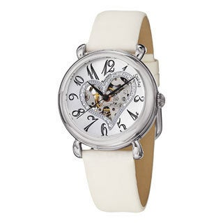 Stuhrling Original Women's Automatic Cupid Watch Set