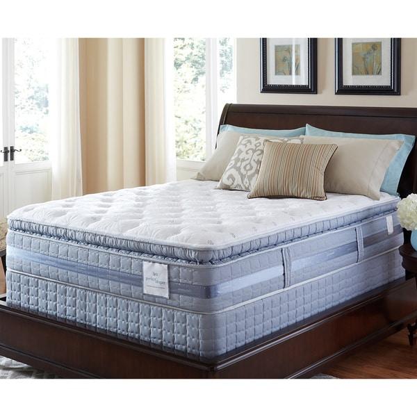 Serta Perfect Sleeper Elite Pleasant Night Super Pillowtop Full-size Mattress Set