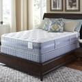 Serta Perfect Sleeper Majestic Retreat Plush Split Queen-size Mattress and Foundation Set