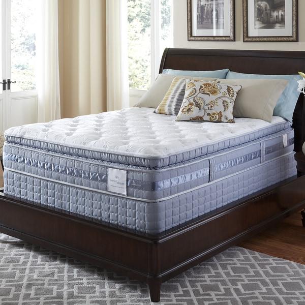 Serta Perfect Sleeper Resolution Super Pillowtop Queen