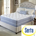Serta Revival Firm Split Queen-size Mattress and Foundation Set