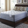Serta Perfect Sleeper Luminous Euro Top King Mattress and Foundation Set