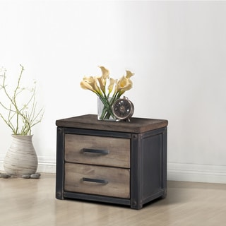Heritage 2-drawer Nightstand