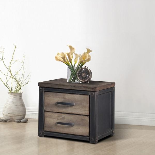 Heritage 2-drawer Nightstand